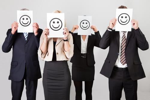 boldog irodai dolgozók