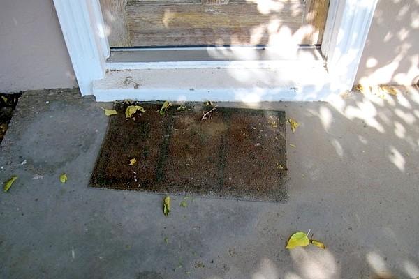 gumi lábtörlő|szőnyeg lábtörlő|használt lábtörlő