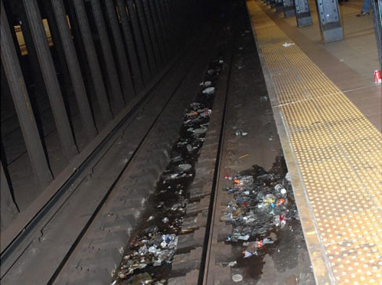 budapest|deák ferenc téri metrómegálló|vírusok|szennyezete metró