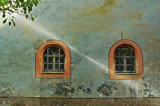 Műemlék ablak tisztítás